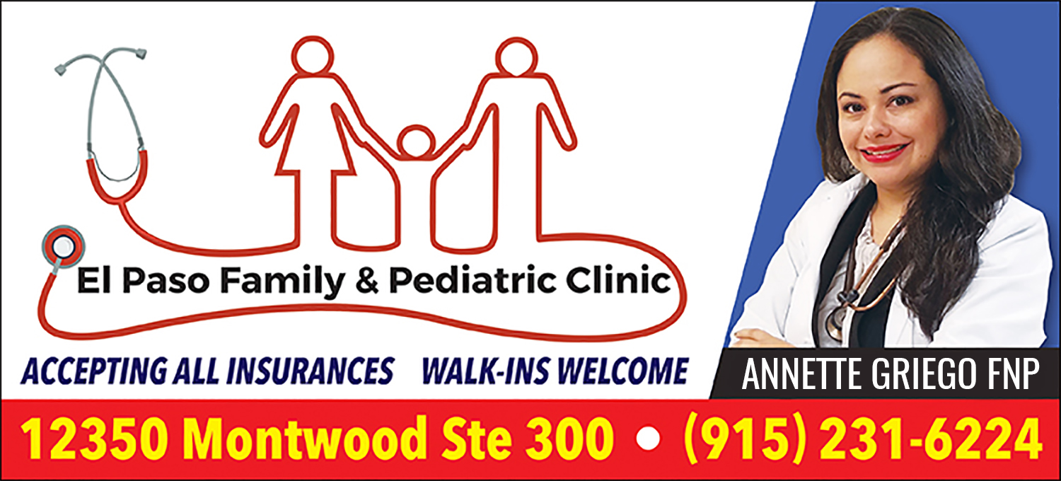 El Paso Family and Pediatric Clinic - Accepting All Insurances, Walk-ins Welcome!